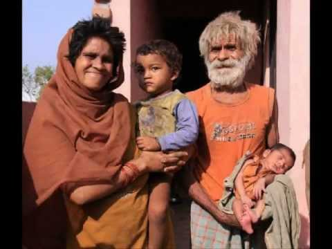 96-year-old Fathers A Healthy Child Haryana, Northern India video