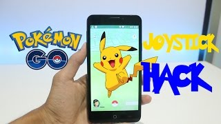 Pokemon GO HACK - Play Without Leaving Home [Joystick Mod]
