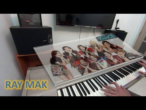 TWICE (트와이스) - OOH-AHH하게 (Like OOH-AHH) Piano by Ray Mak
