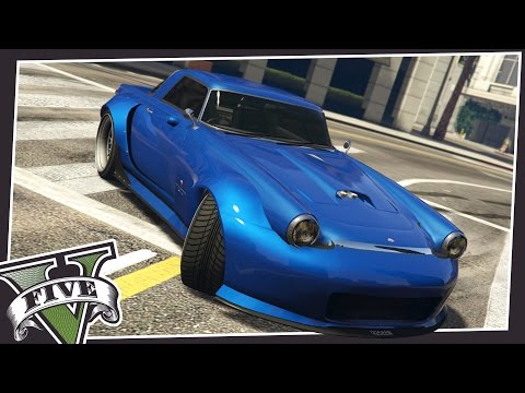 BUILDING MORE NEW CARS IN GTA 5!