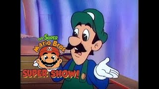 Super Mario Brothers Super Show - BROOKLYN BOUND | Super Mario Bros | Cartoon Super Heroes