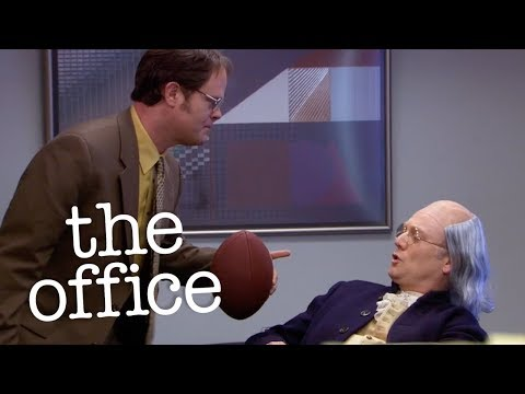Dwight Vs Ben Franklin  - The Office US