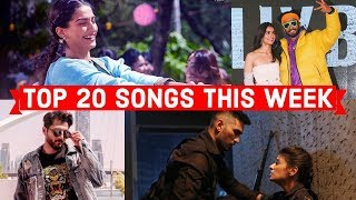 Top 20 Songs This Week Hindi Punjabi 2019 (January 20) | Latest Bollywood Songs 2019