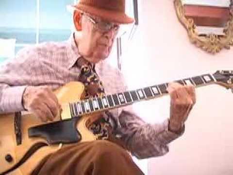 Jimmy Wyble Speaks Guitar