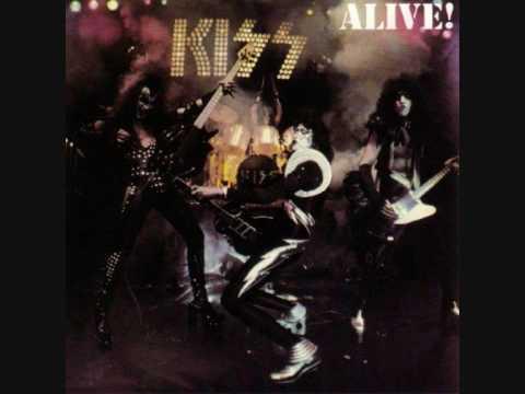Kiss - Watchin You Live