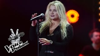 "The Voice of Poland VII – Beata Spychalska – ""When We Were Young"" – Przesłuchania w ciemno"