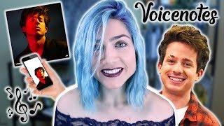 Download Lagu Charlie Puth publica sus notas de voz y compone un disco con ellas: Voicenotes | TER Gratis STAFABAND