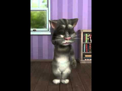 Talking Tom for Tere Bin Mein Yun Kaise Jiya Kaise Jiya Tere...