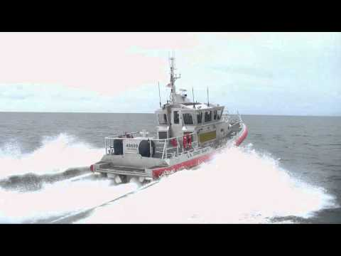 New Coast Guard Response Boat