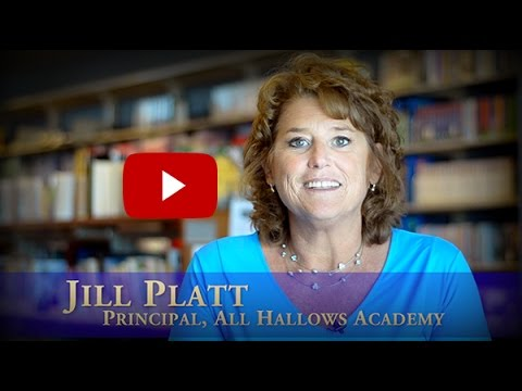 You're invited to Open House at All Hallows Academy on Oct. 23
