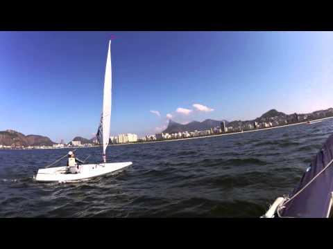 Rio 2016 - Inside race course