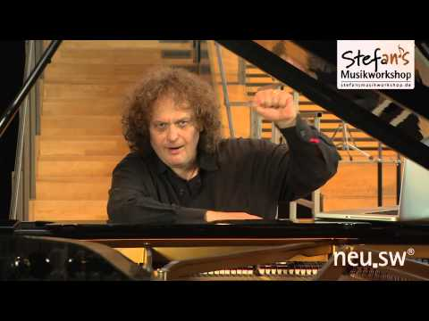 David Guetta: Lovers On The Sun und Johannes Brahms in Stefans Musikworkshop
