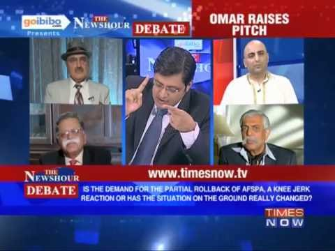 The Newshour Debate: Why the demand for partial roll back of AFSPA? (Part 2 of 2)