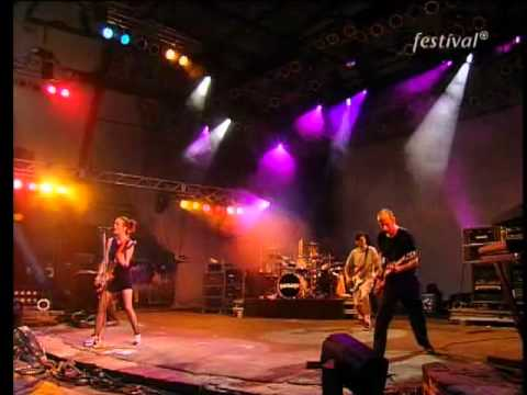 Garbage - Loreley - Rockpalast - 1998 (Full Show)