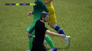 FIFA Online 4 - Match 46 : CCR vs ParkBin ( 3 v 3 )