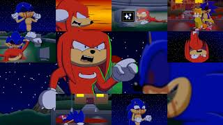Sonic.exe with Animation has a Sparta Adelaide V2 Remix