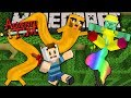 Minecraft: Adventure Time - Magic Man's Trap - Trapped in Twilight Forest! - Episode 8