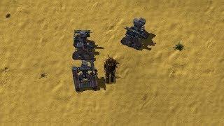 Factorio Mod Spotlight - Robot Army (Automated Combat!)