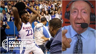 Dick Vitale will be shocked if Silvio De Sousa plays for Kansas again | College Basketball on ESPN