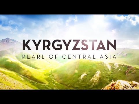 Pearl of Central Asia - Kyrgyzstan Nature - 2014