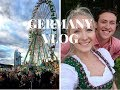 download GERMANY VLOG || Arriving in Europe, Oktoberfest and Wine festival!!