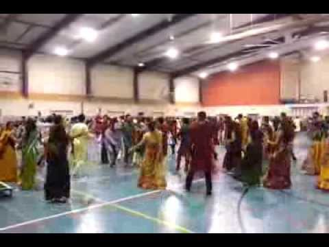 Festival Of Gujarati Folk Dance, Garba In Brisbane video