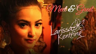 Larissa Kentring Meet And Greet Tv Musik Indonesia Nstv