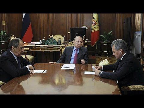 Rusya'nın Suriye'den çekilmesi olumlu karşılandı