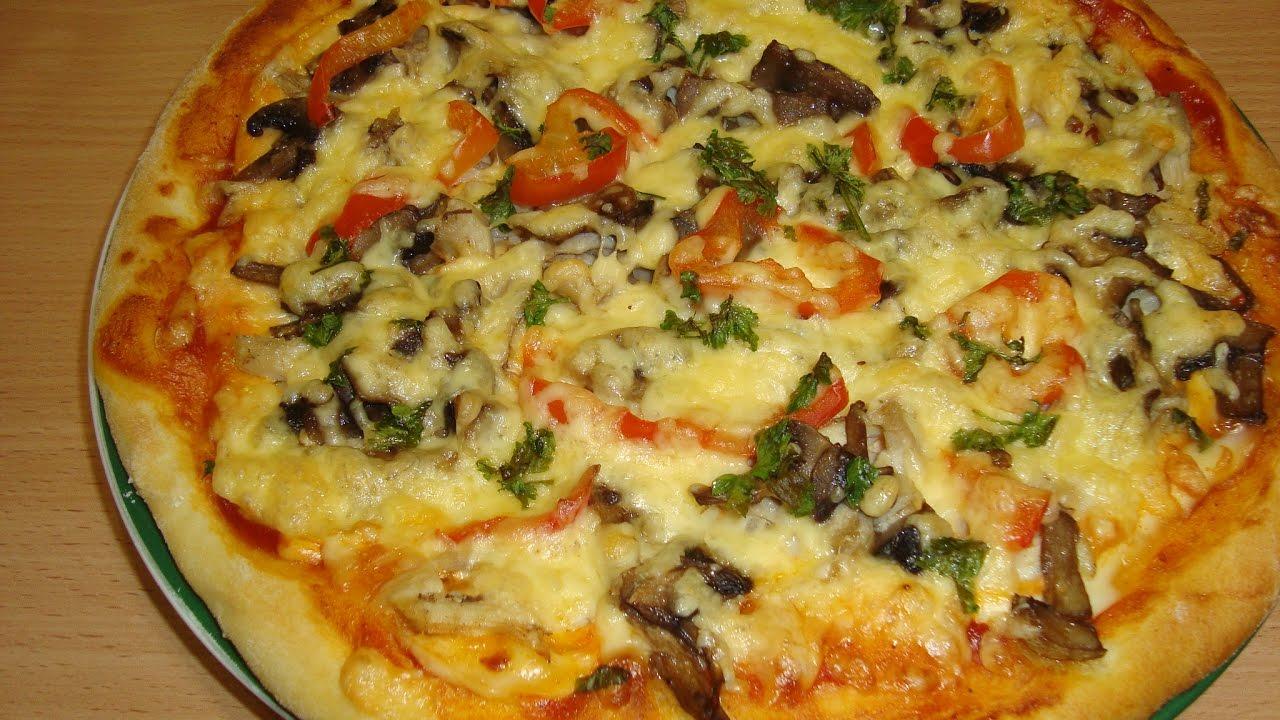 Самая вкусная пицца рецепт приготовления