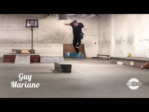 Guy Mariano Pro Rated Bearings | Andalé Bearings