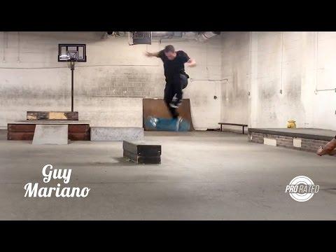 Guy Mariano Pro Rated Bearings | Andalé Bearings