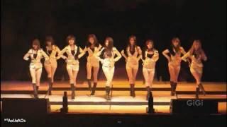 SNSD - Chocolate Love (Mirrored Dance Fancam)