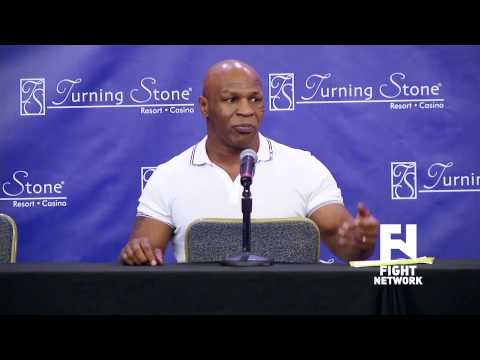 Mike Tyson's Full ESPN Friday Night Fights Post-Fight Presser Image 1