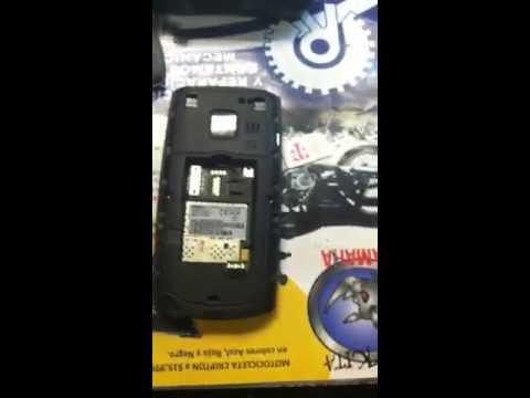 Problem unlock Nokia x2-01