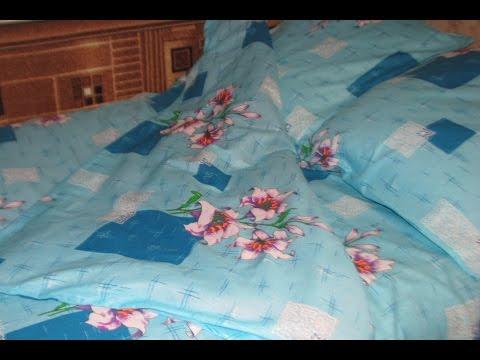Как сшить постельное белье своими руками с фото 1