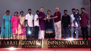 VDart RNR 2018 - Fast Growth Business Award -  Team Vandhana (Adam - Deloitte)