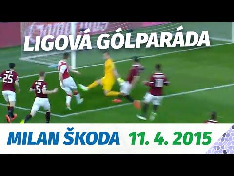 Ligová gólparáda - Milan Škoda