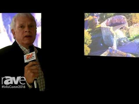 InfoComm 2016: Draper Exhibits TecVision XT700X Grey