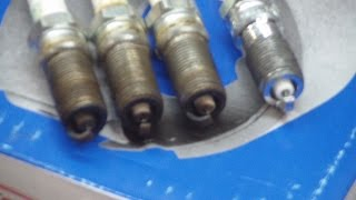 Saturn Ion Spark Plugs Change 2.2L