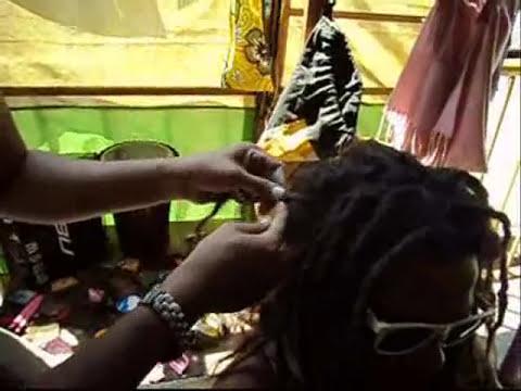 Going Rasta: How to make dreadlocks? Part I (Cebu, Philippines)