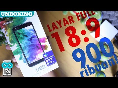 Unboxing++ Evercoss U60, Inikah Hape Lokal 900ribu Untuk Mengalahkan Xiaomi Redmi 5A?