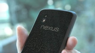 Breakdown: Google Nexus 4 and Nexus 10