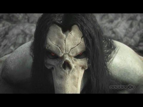 Darksiders II: Death Strikes, Part 2 - CG Trailer