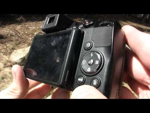 Nikon Coolpix P500 Review