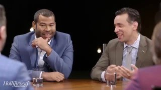Ricky Gervais, Jordan Peele and more doing bad impressions