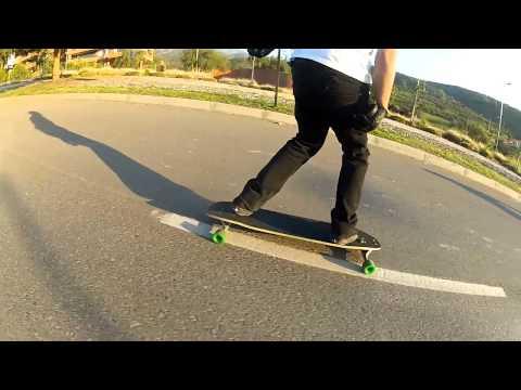Longboard Remanso 2012