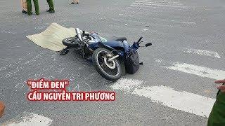 """Cụ ông 74 tuổi thiệt mạng dưới bánh xe ben tại """"điểm đen"""" cầu Nguyễn Tri Phương"""