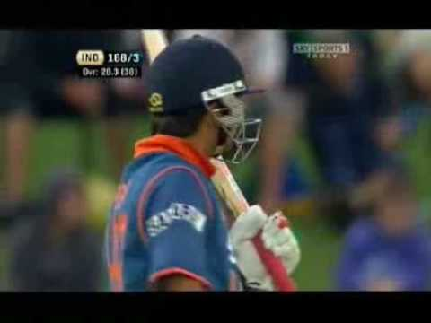 Suresh Raina's Huge Six