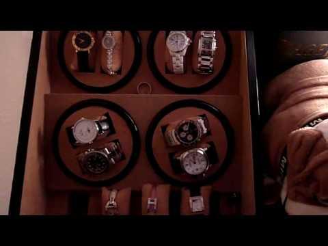 Self Winding Watch Box