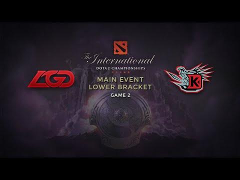 DK -vs- LGD, The International 2014, Main Event, LB Round 2, Game 2